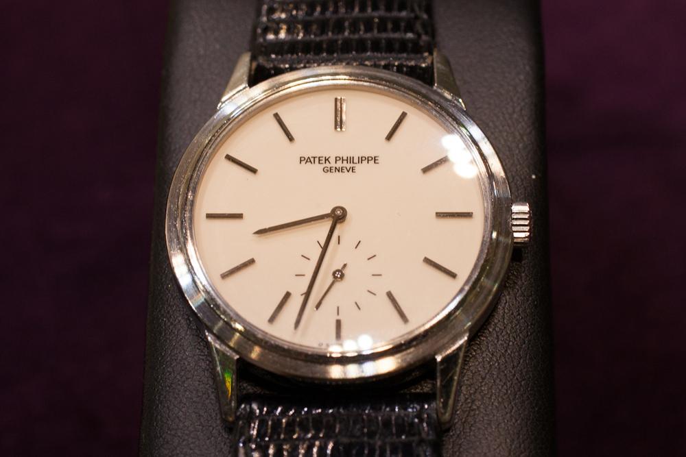 Patek Philippe 150th Anniversary Watch