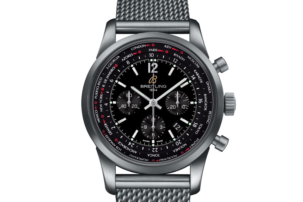 A Closer Look At The Breitling Transocean Unitime Pilot