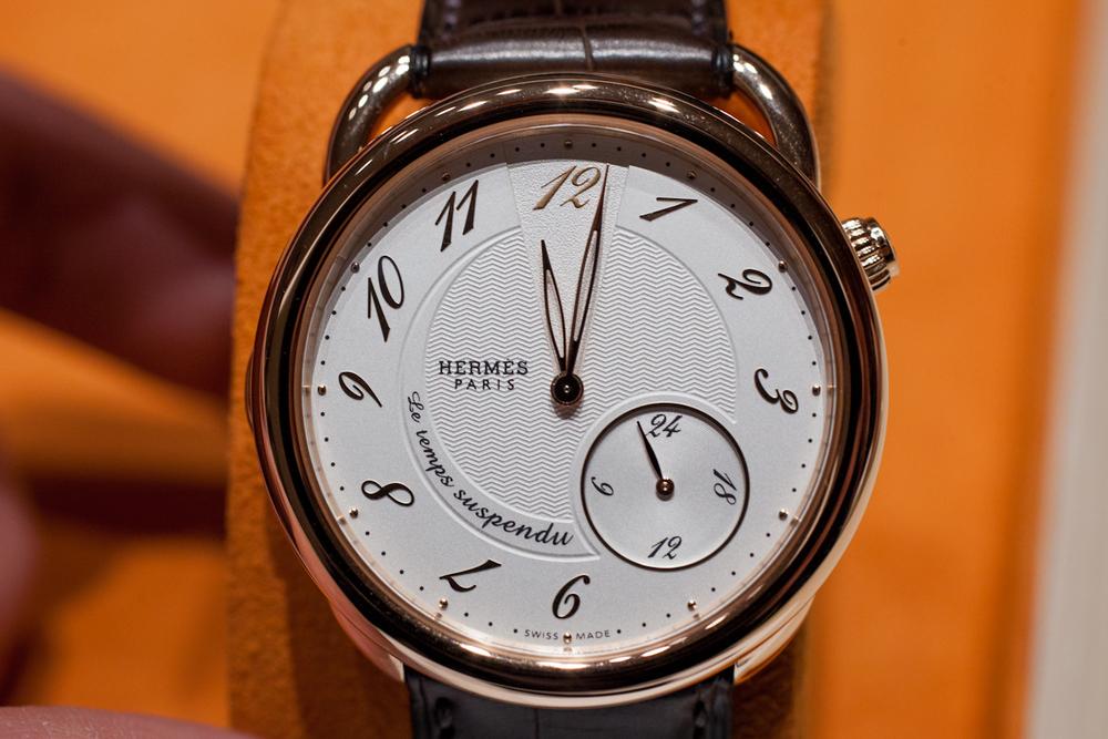 Hermès Le Temps Suspendu
