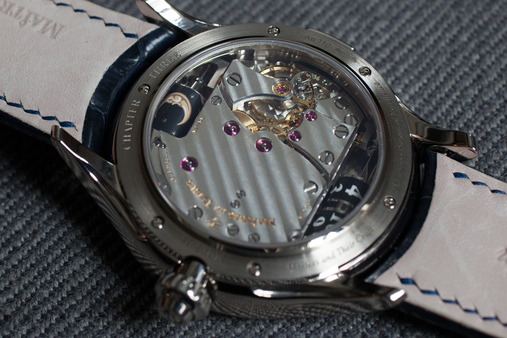 Another Look At The SHC03 Movement