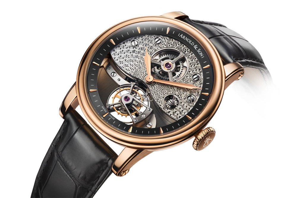 The TE8 Métiers d'Art I From Arnold & Son