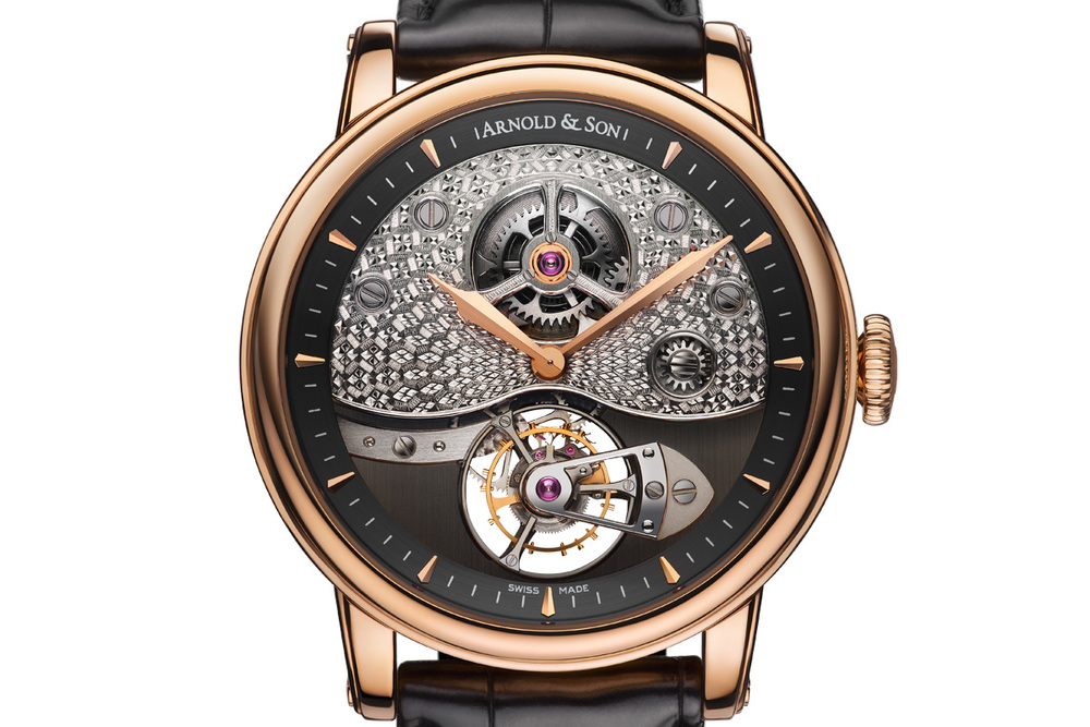 Closer Look At TheTE8 Métiers d'Art I From Arnold & Son