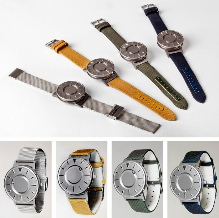 Various Strap Options For The Bradley