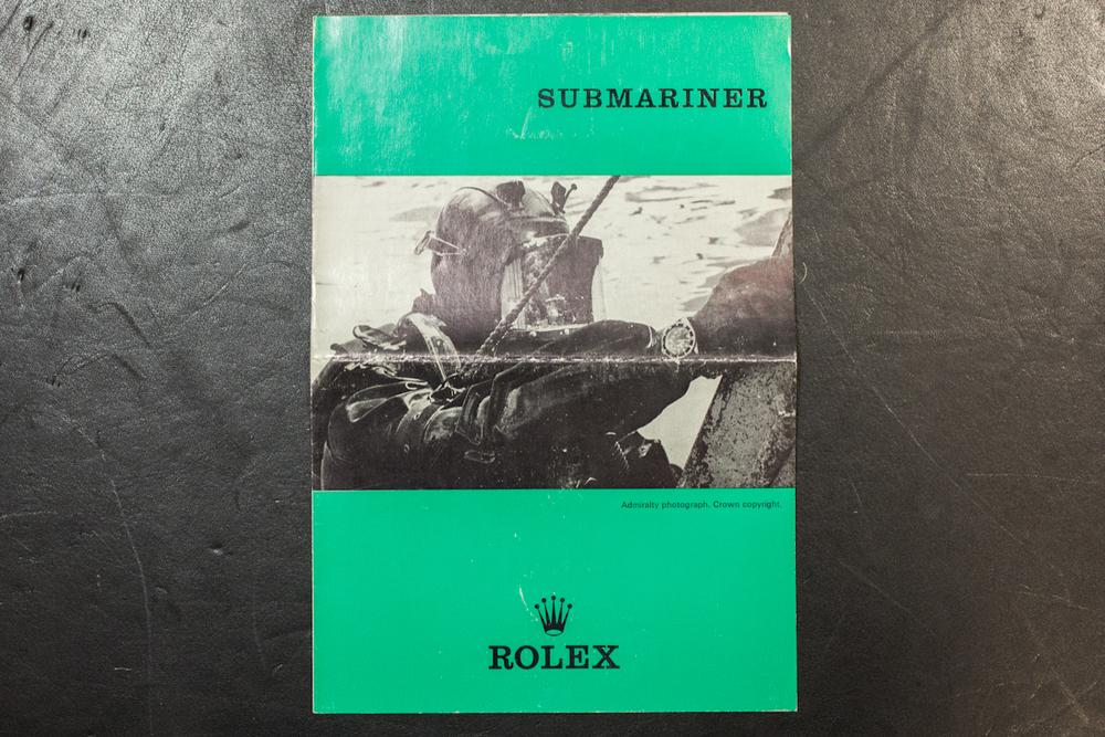 Submariner Brochure