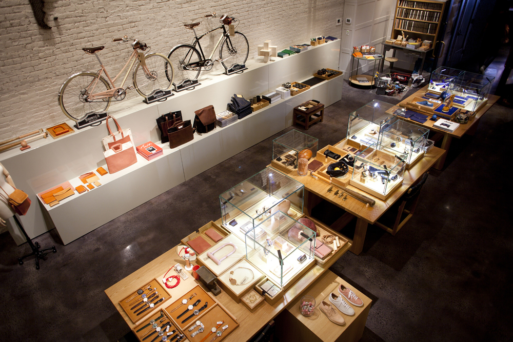 Shinola Tribeca Flagship