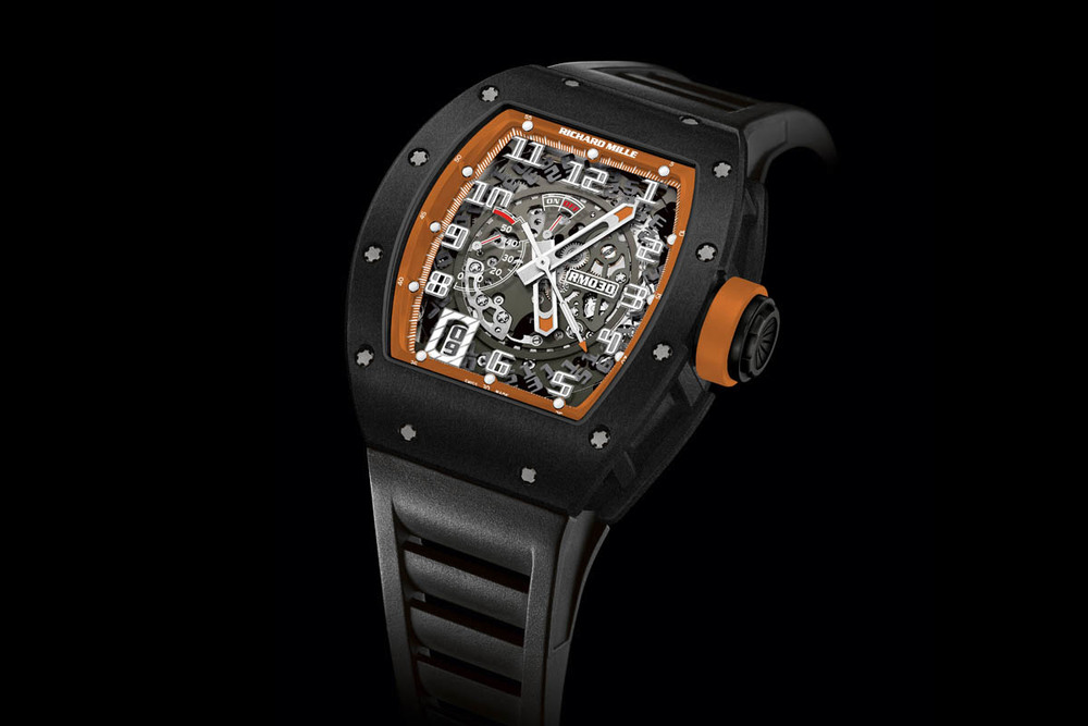 Richard Mille RM030 Americas Limited Edition