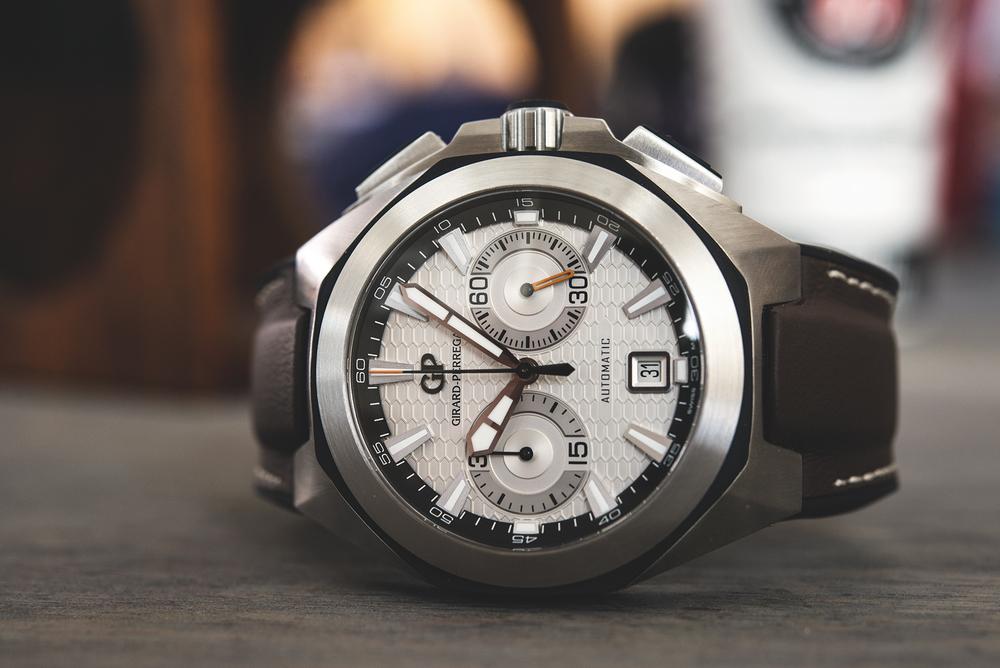 A Week On The Wrist: The Girard-Perregaux Chrono Hawk ...