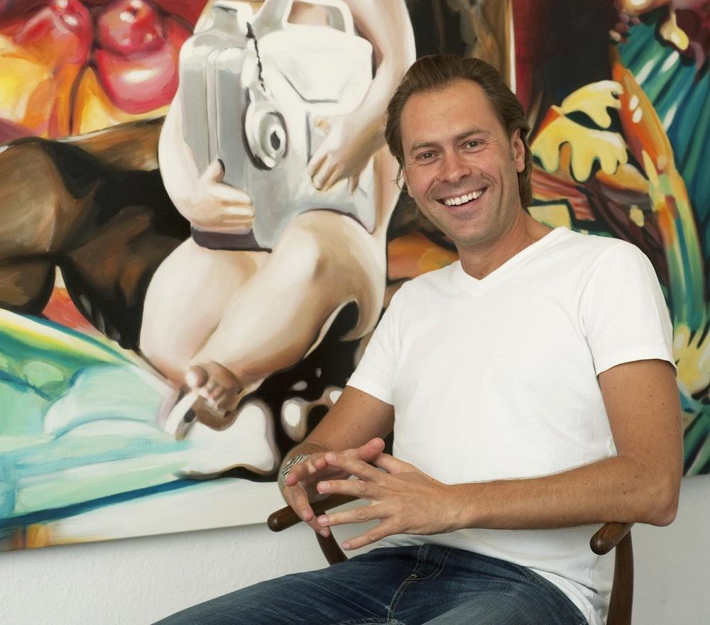 Danish Artist Cay Broendum