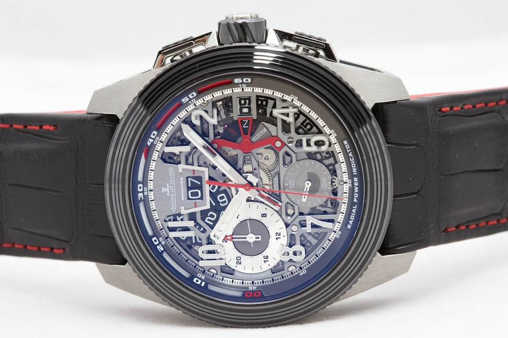 The Transparent Sapphire Dial Lets You See The Inner Workings Of The Extreme LAB 2