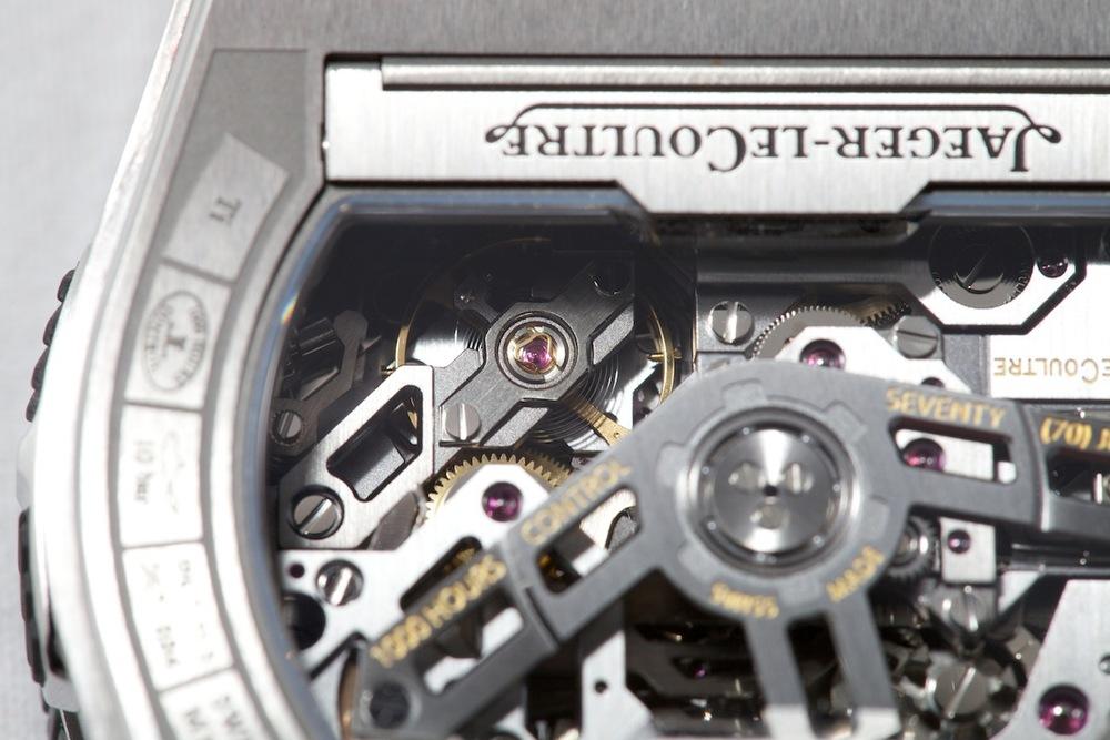 Large Balance Wheel In The Caliber 781