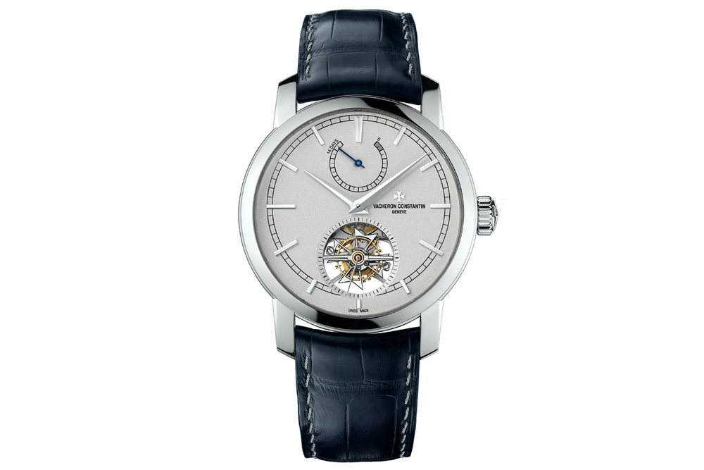 Patrimony Traditionnelle 14-Day Tourbillon Platine