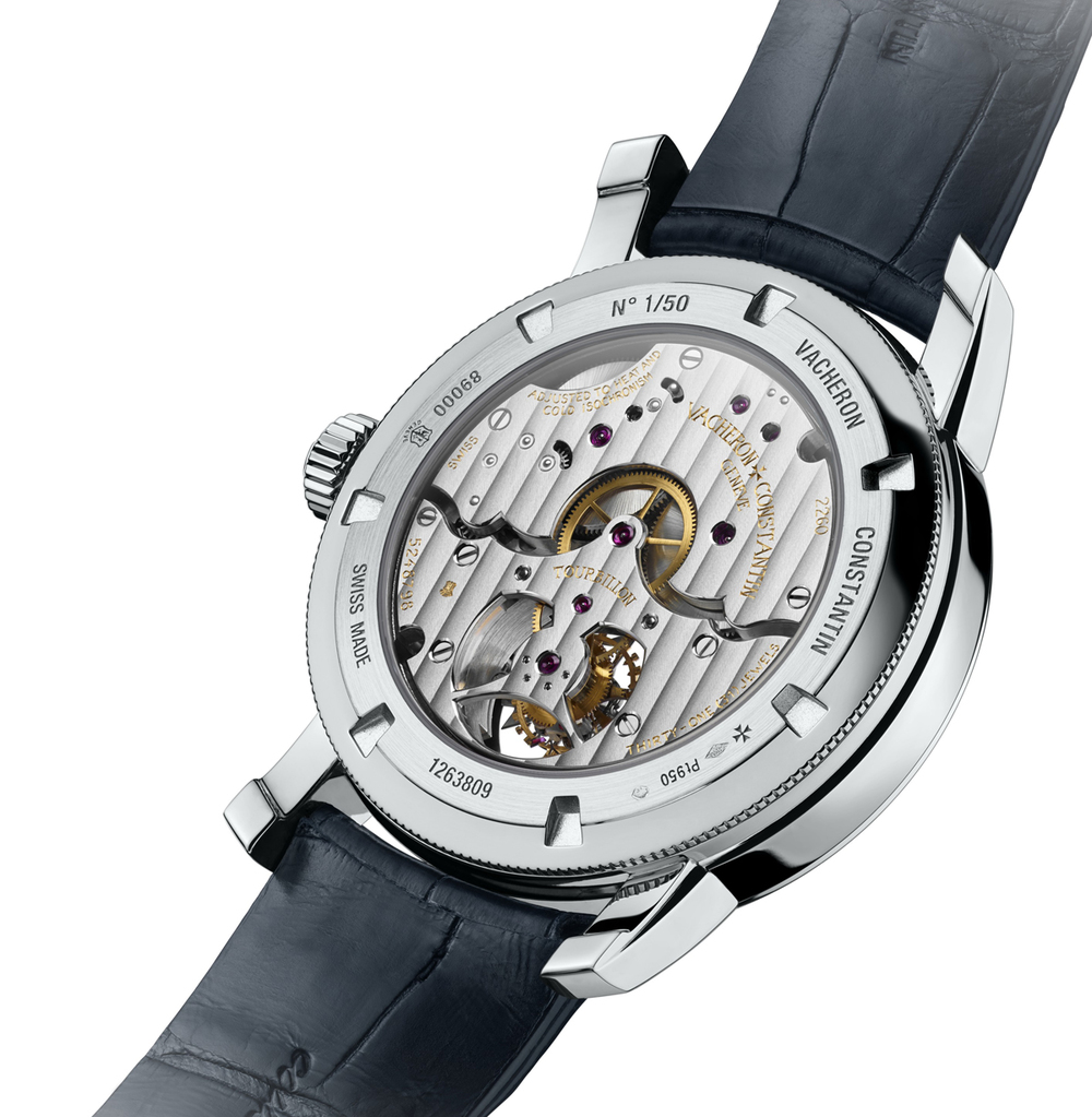 The Calibre 2260 Movement