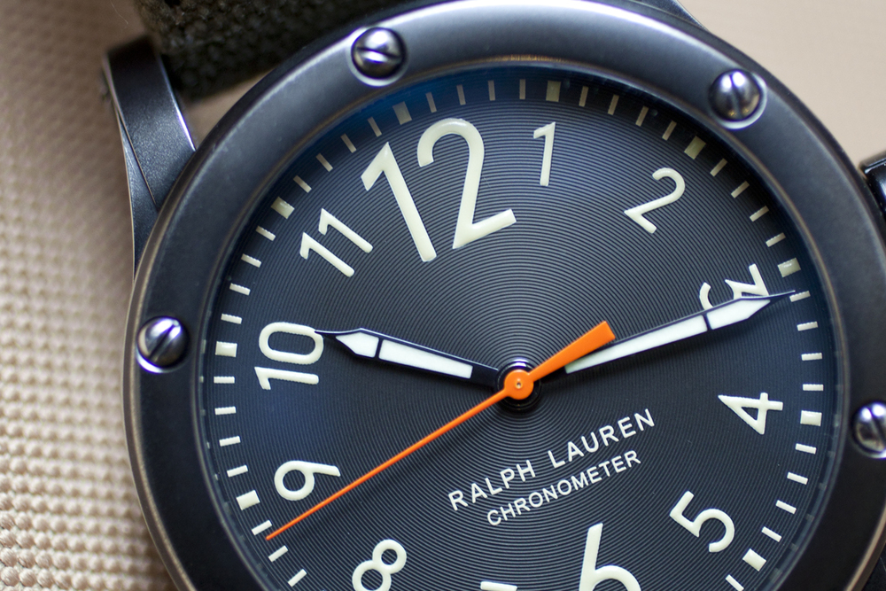 A Closer Look At The RL67 Safari Chronometer's Dial