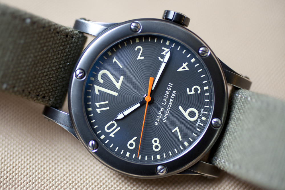 The RL67 Safari Chronometer