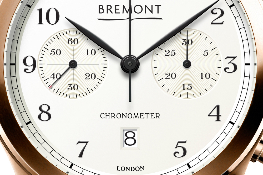 A Closer Look At TheBremont ALT1-C Rose Gold Classic Chronograph