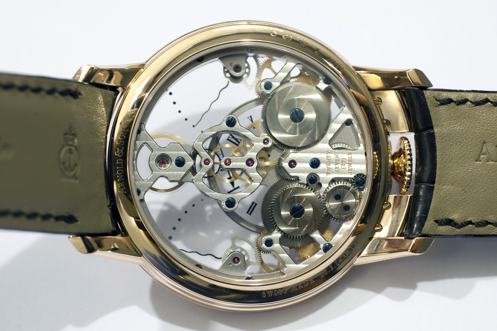 A&S1615 Movement