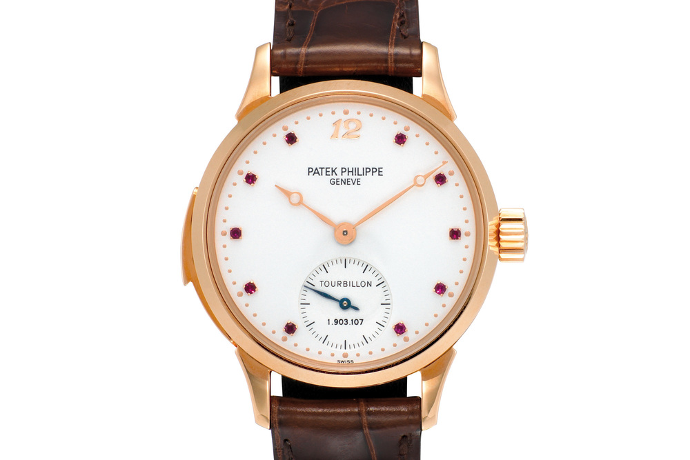 Patek Philippe Ref. 3939 With Ruby Dial