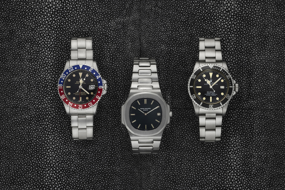 "Christie's ""The Essential Watch Collection"""