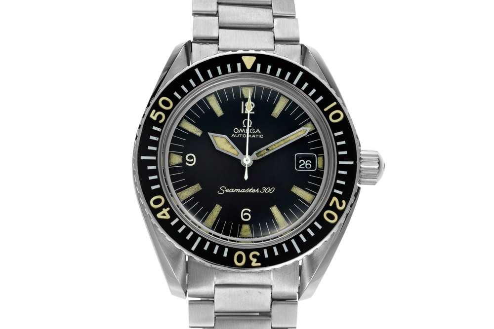 Omega Seamaster 300 Dive Watch