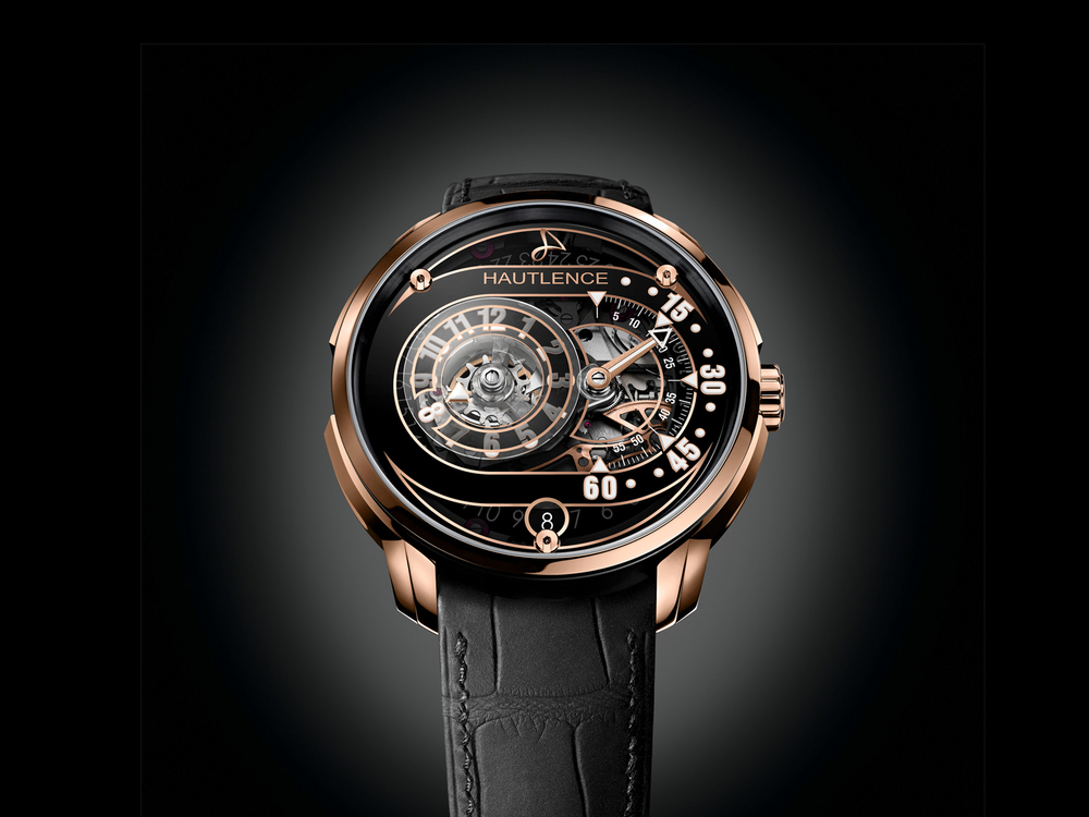 The Hautlence HLRQ01