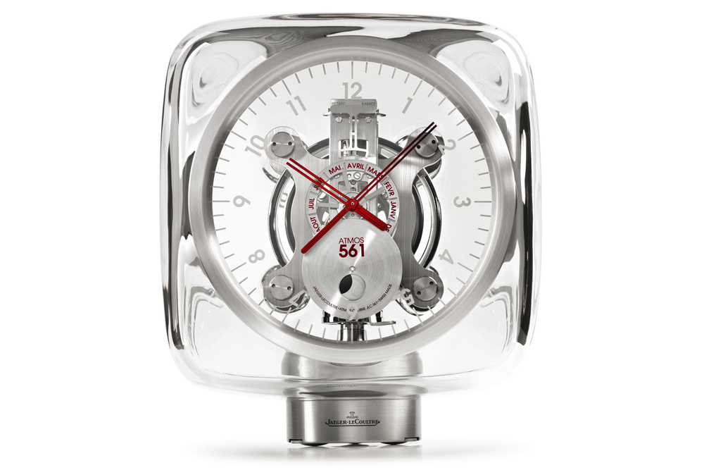 Atmos 561 Clock For (RED) Auction