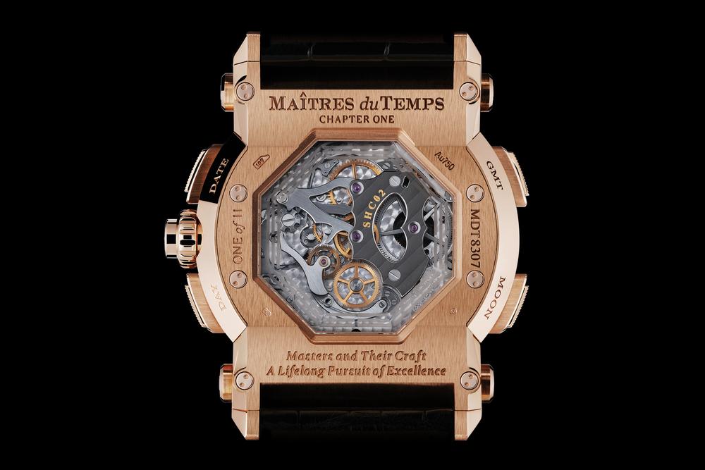 The Maîtres de Temps Caliber SHC02.1