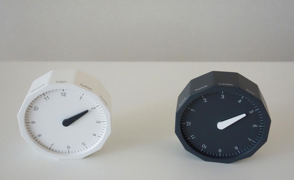 World Clock By Masafumi Ishikawa