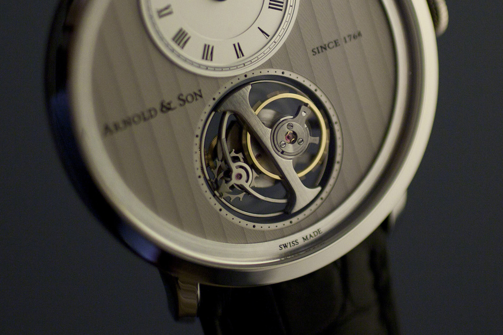 Closer Look At The UTTE's 14mm Tourbillon