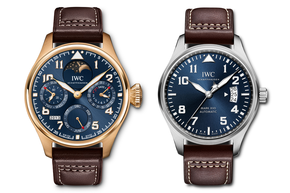 The 2013 Pilot's Watches For Saint-Exupéry