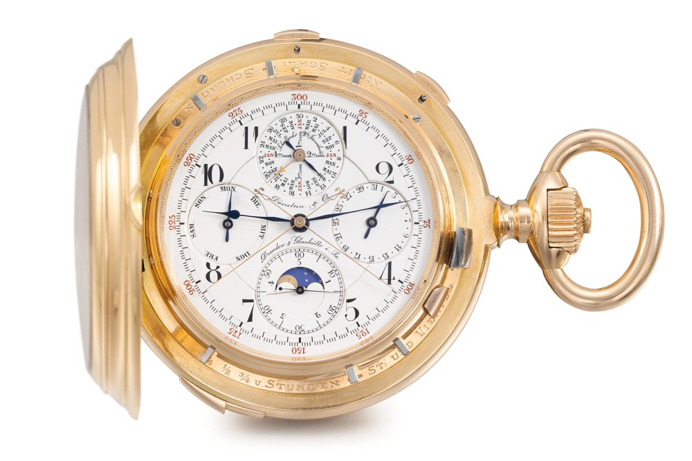 Grand Complication Pocketwatch From 1891