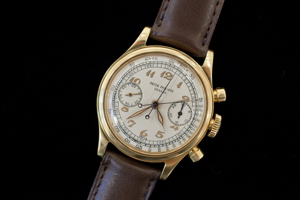 Ref. 1563 Split Seconds Chronograph
