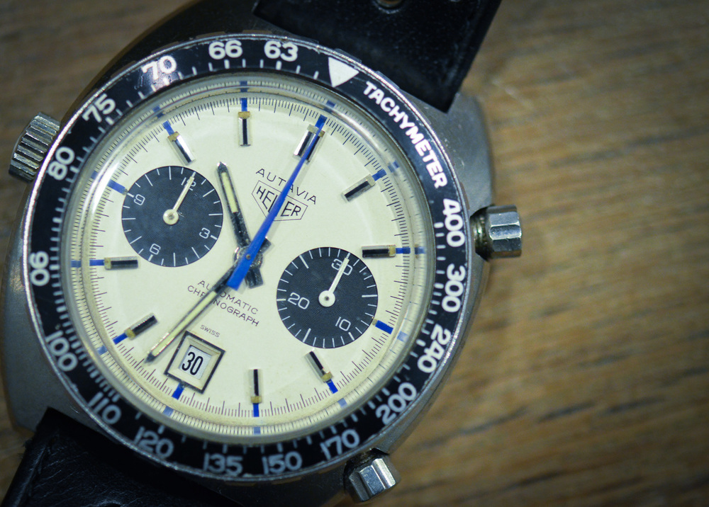 "The Heuer Autavia ""Jo Siffert"""