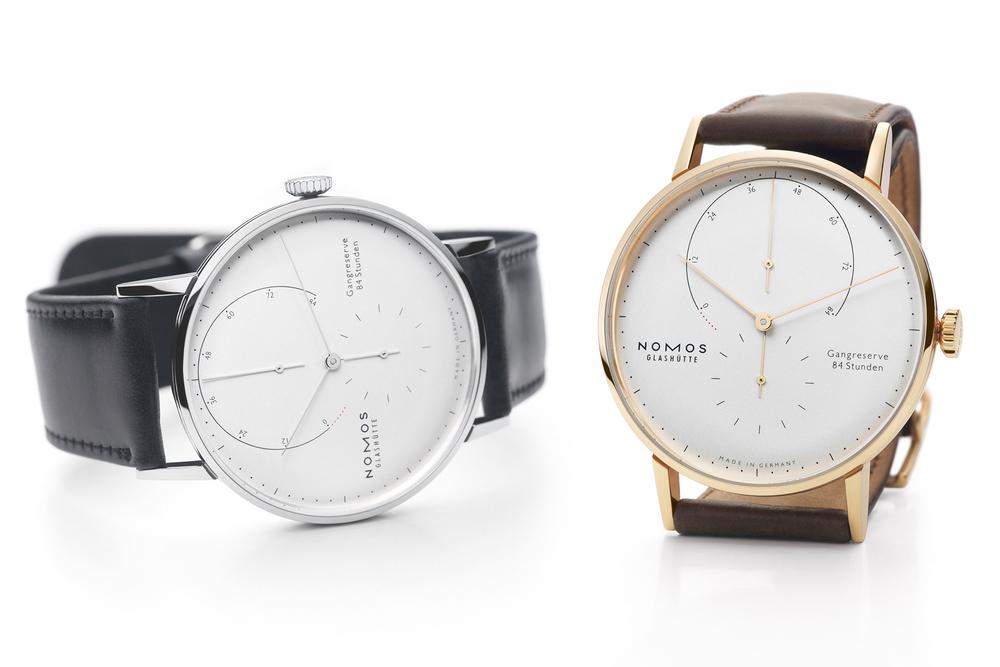 The Pair Of Lambda Watches