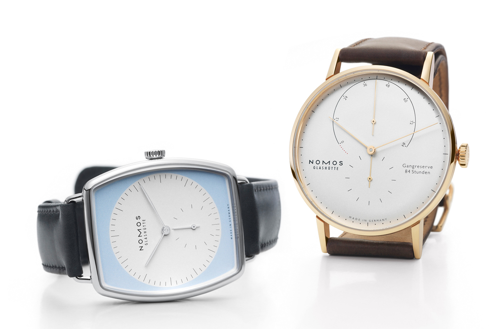 The Nomos Lux and Lambda