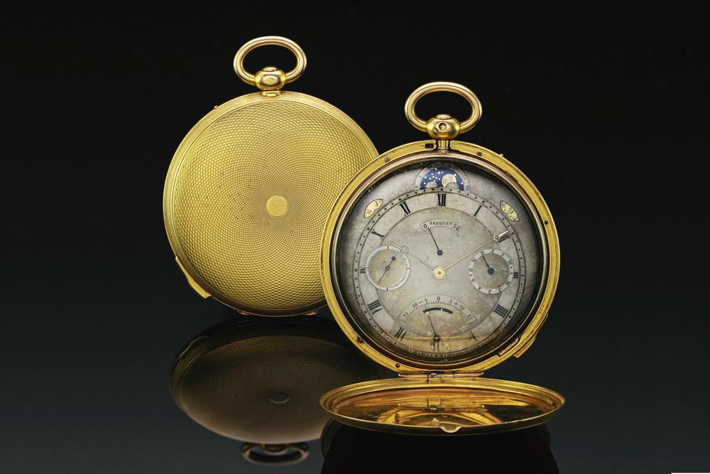 Sir Richard Wallace's Breguet Pocket Watch, Circa 1831