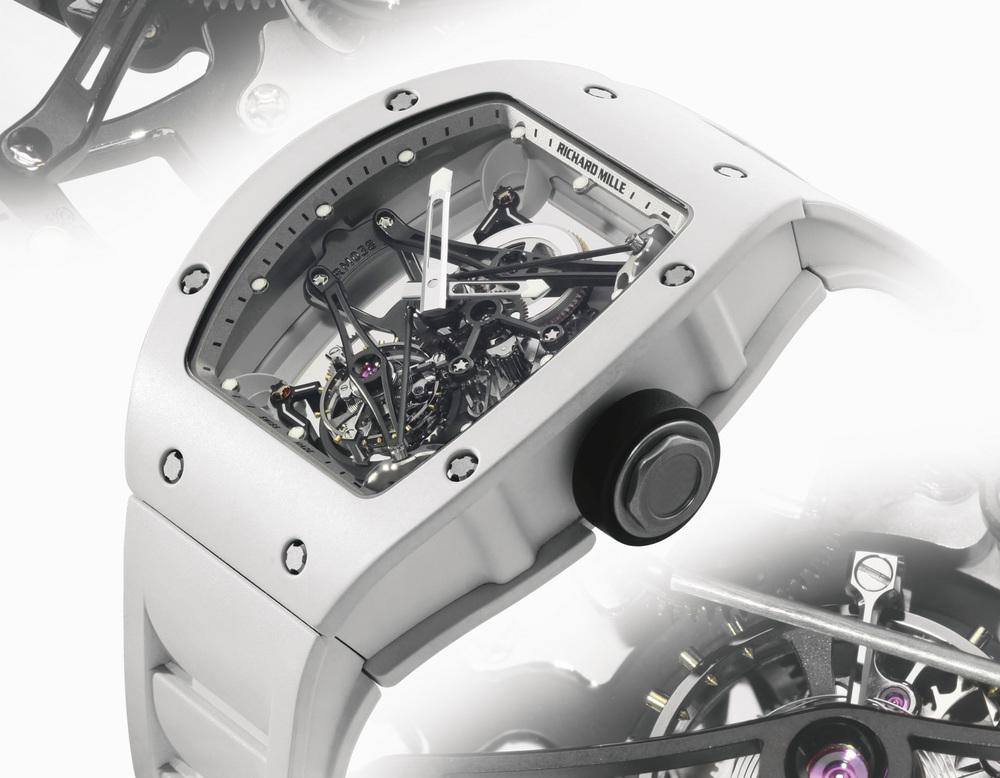 Richard Mille RM038 Bubba Watson Prototype