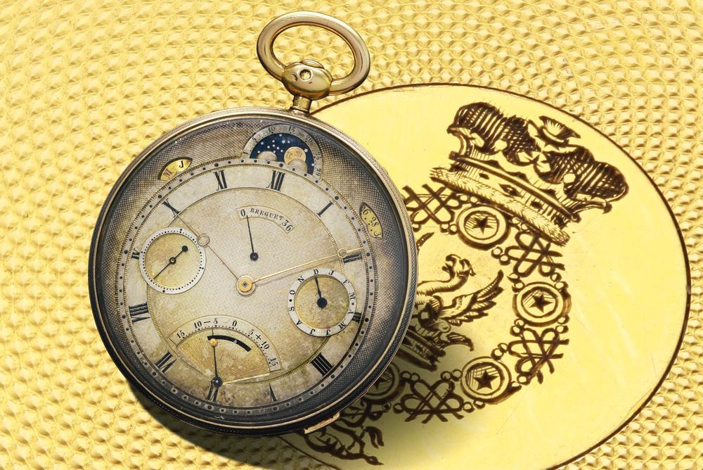 Sir Richard Wallace's Breguet Pocket Watch