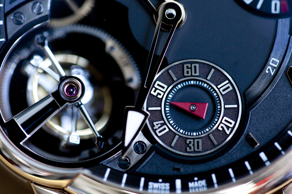 Exceptional Dial Finishing