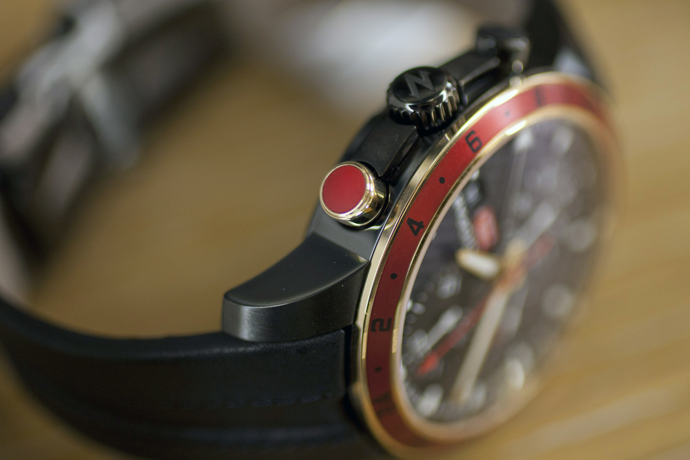 Mille Miglia Zagato Chronograph Pusher