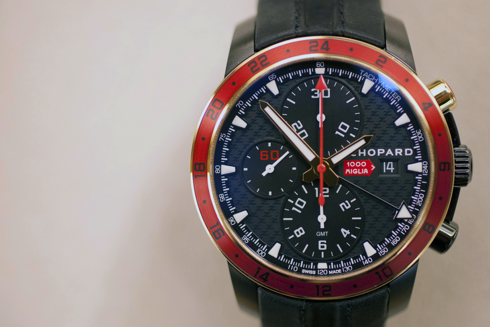 Chopard Mille Miglia Chronograph, Rose Gold