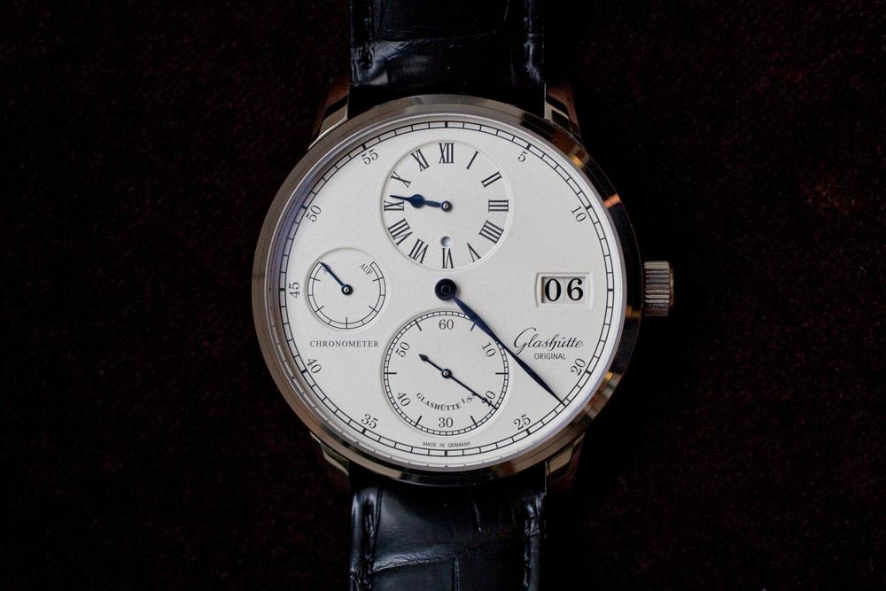 Glashütte Original Senator Chronometer Regulator