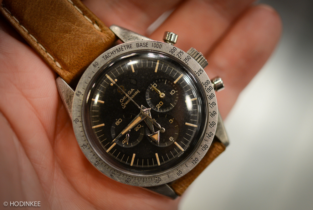 Speedmaster Reference 2915 (with later steel bezel).