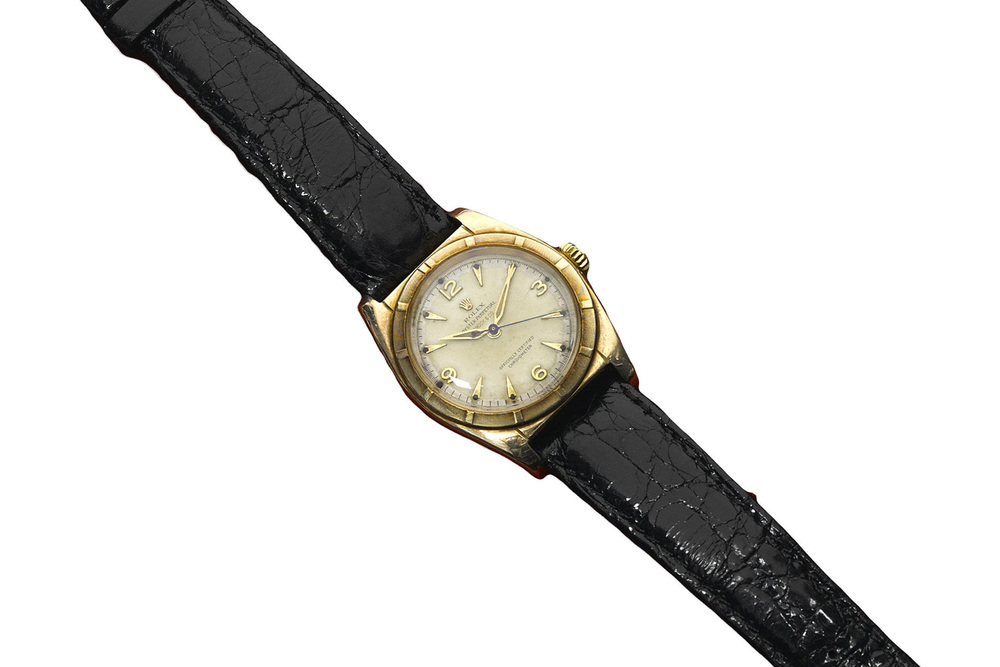 Clark Gable's Rolex Ref. 6011