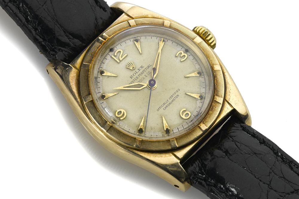 A Closer Look At Clark Gable's Rolex Ref. 6011