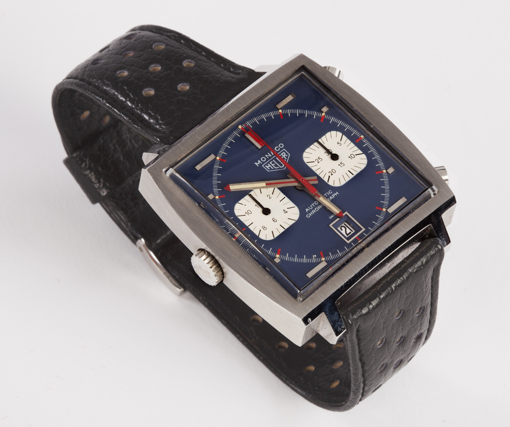Steve McQueen's Monaco From Le Mans Fetched nearly $800,000 At Auction Last Year