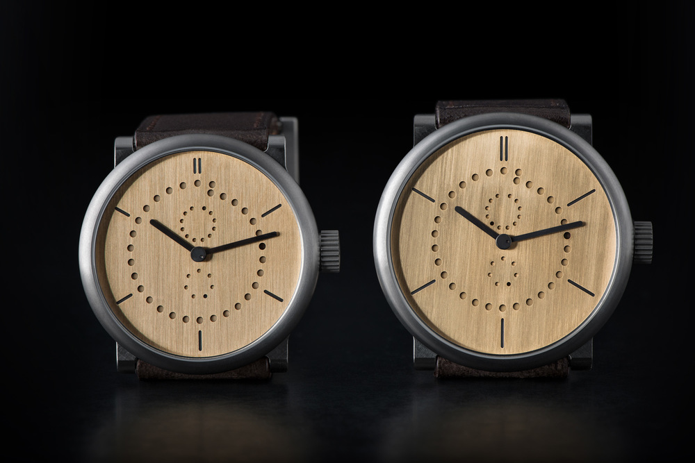 Annual Calendar Brass in 39mm and 42mm Sizes