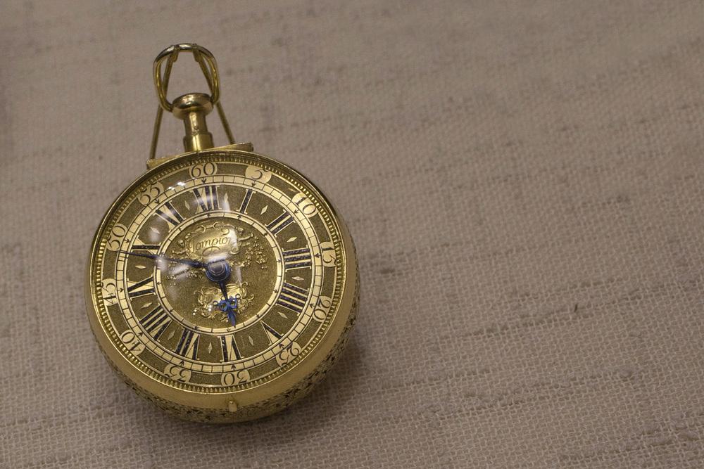 Thomas Tompion Pocket Watch