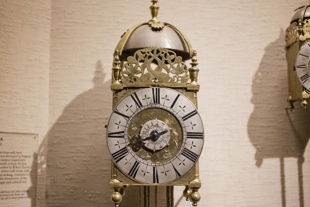 Tompion Lantern Clock