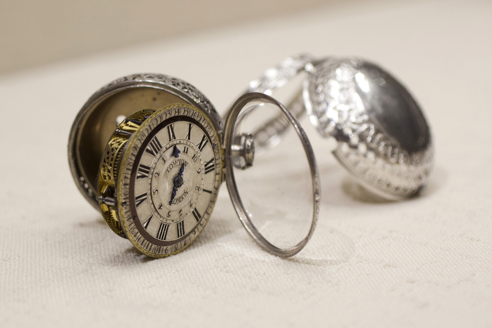 Tompion Pocket Clock