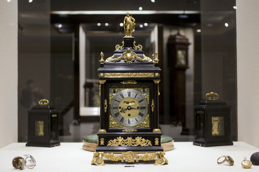The Selby Lowndes Tompion Clock